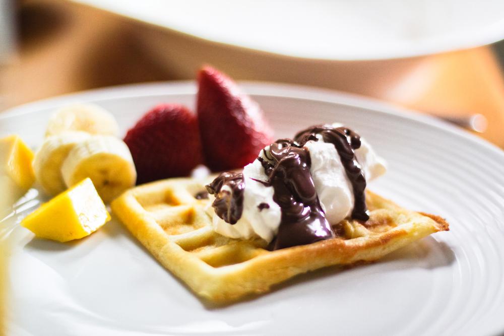 Yummy Waffle Recipe from ssheart.com