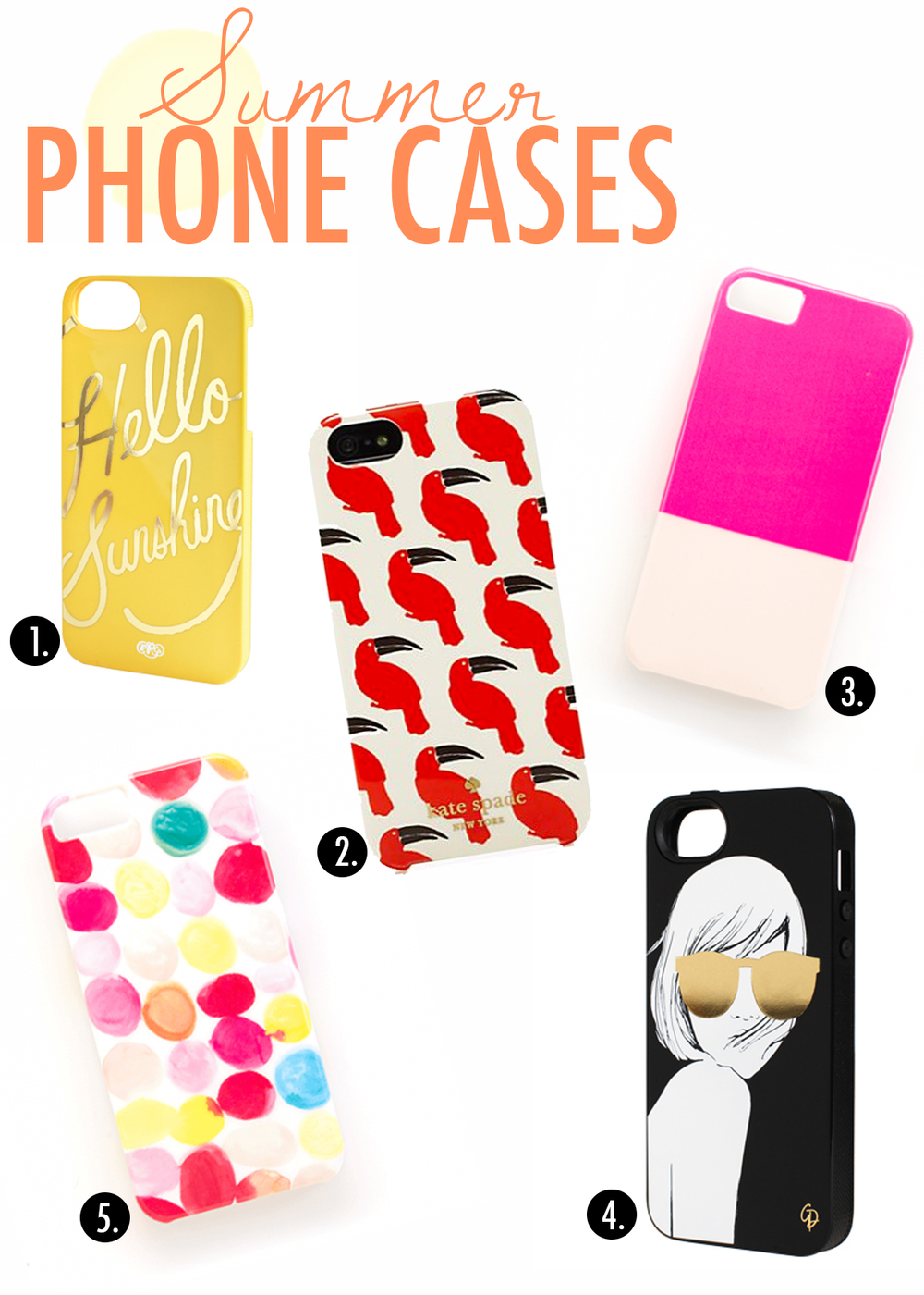 Summer Phone Cases | ssheart.com