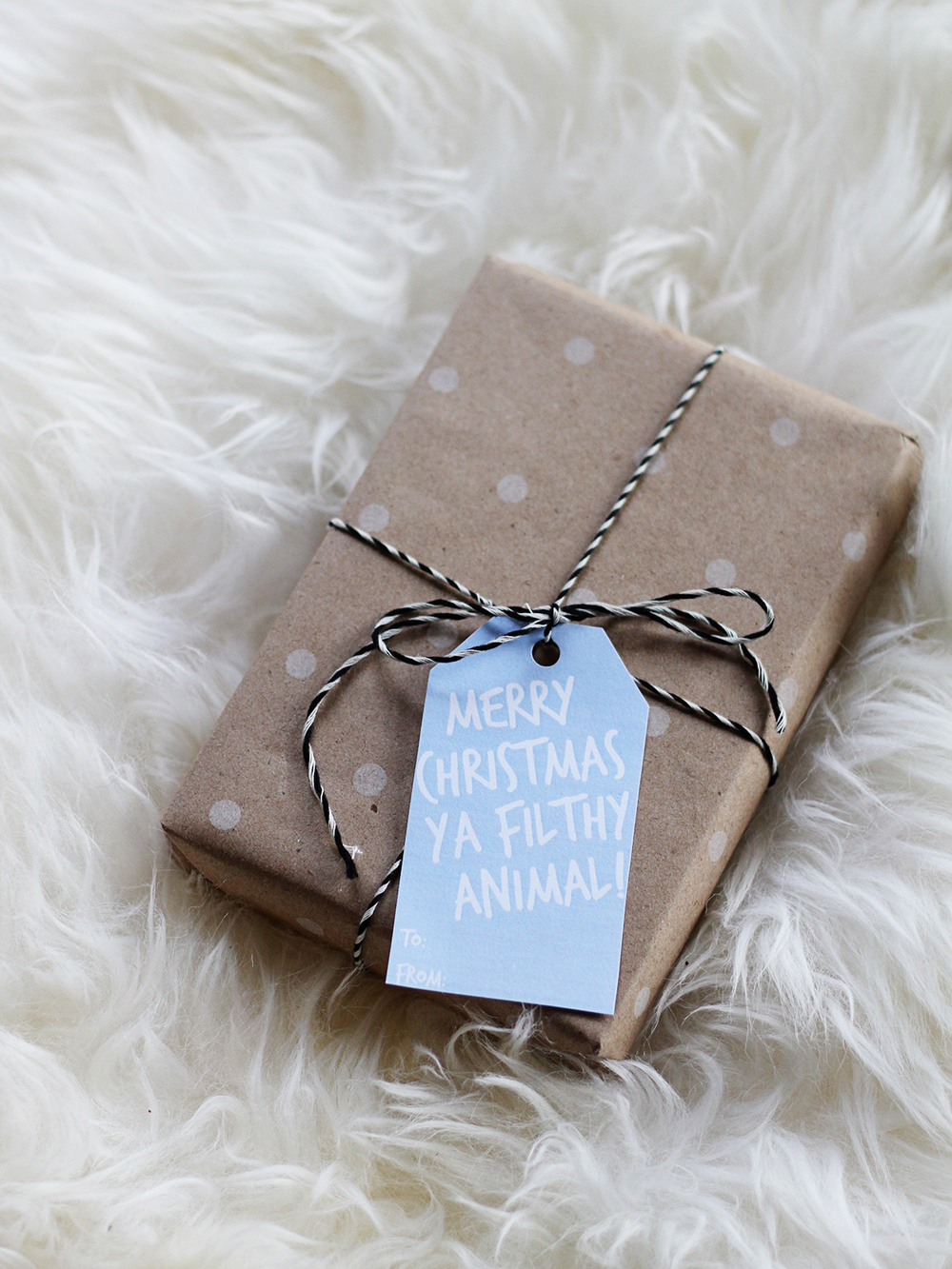 Free Christmas Printable Gift Tags