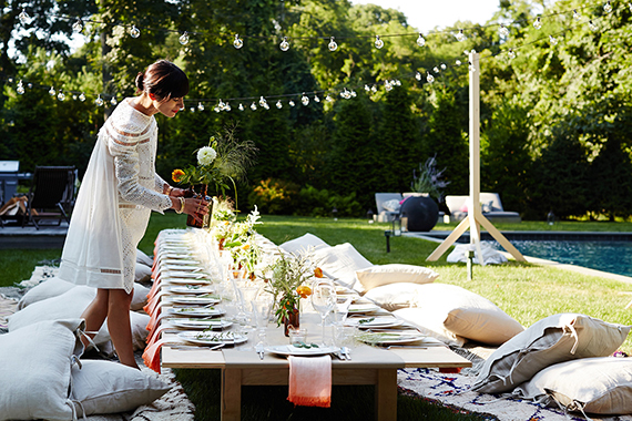 5 backyard party ideas — s.s. heart