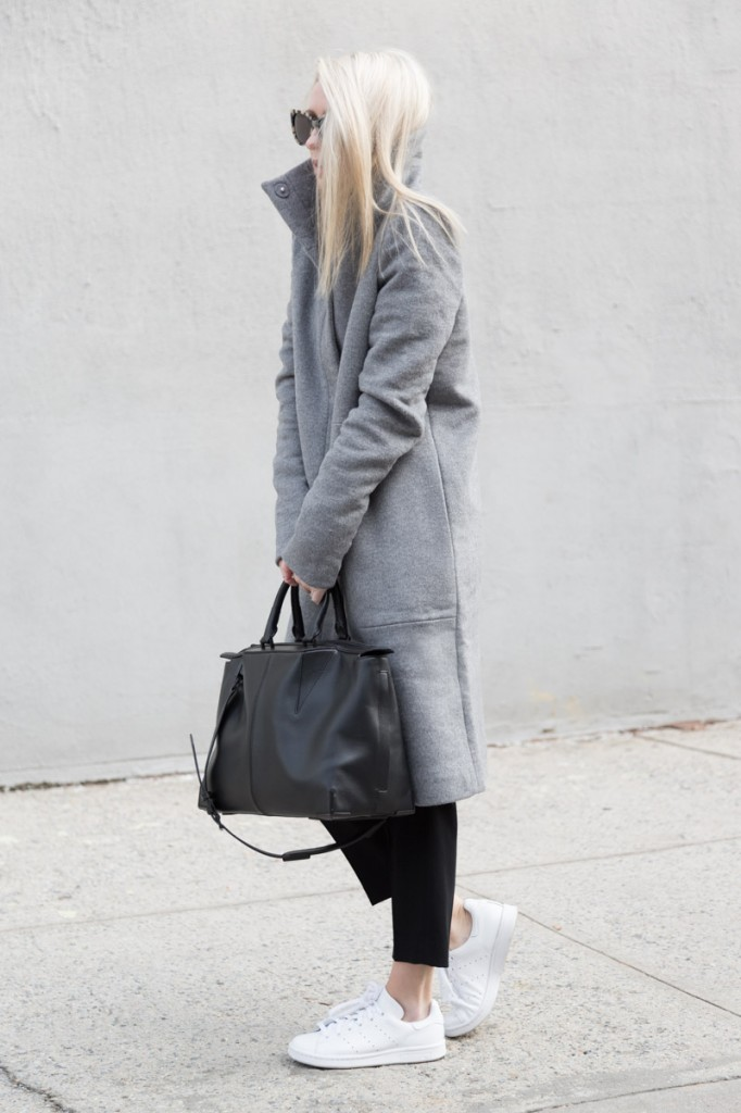grey coat envy