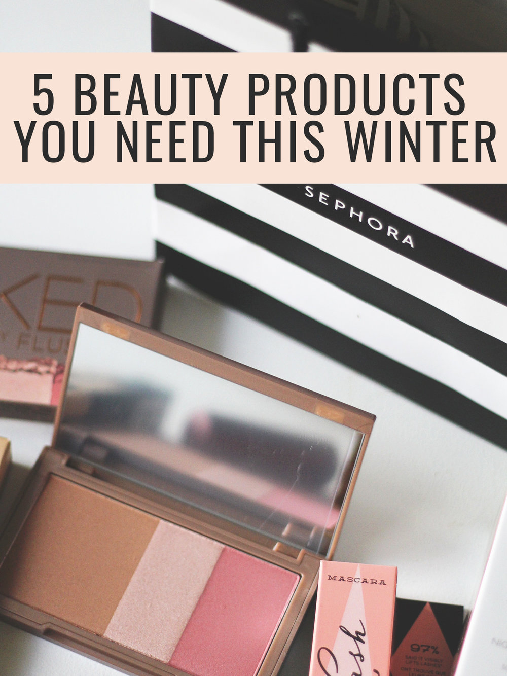 5 beauty products you need this winter