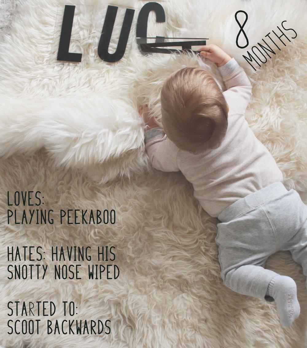 Baby boy update
