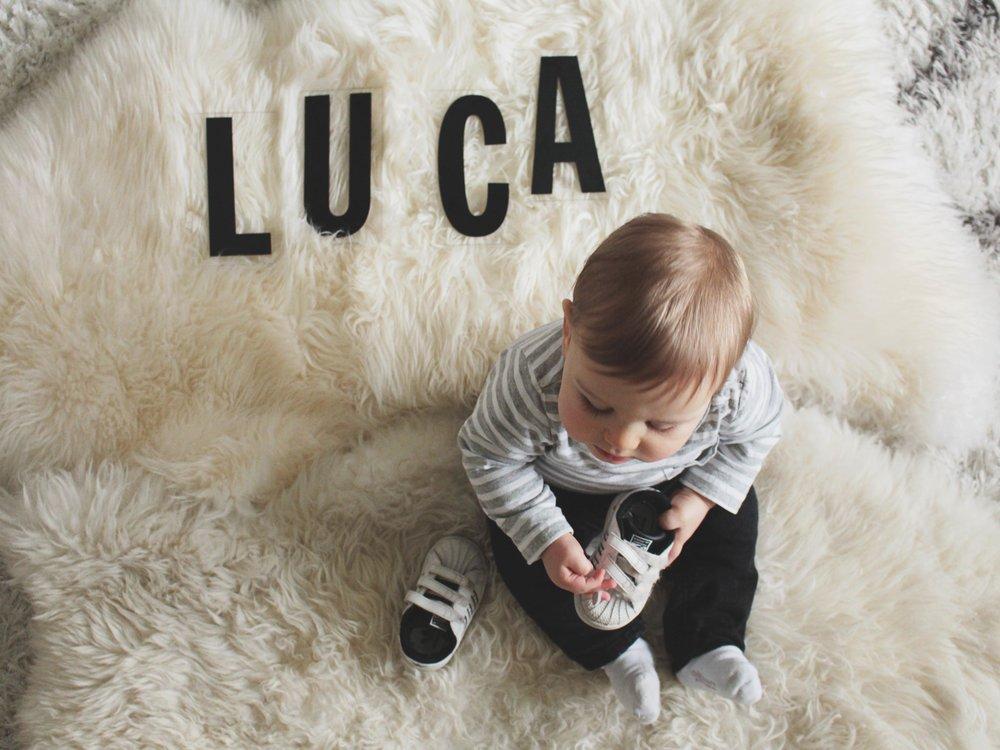 baby boy blog update