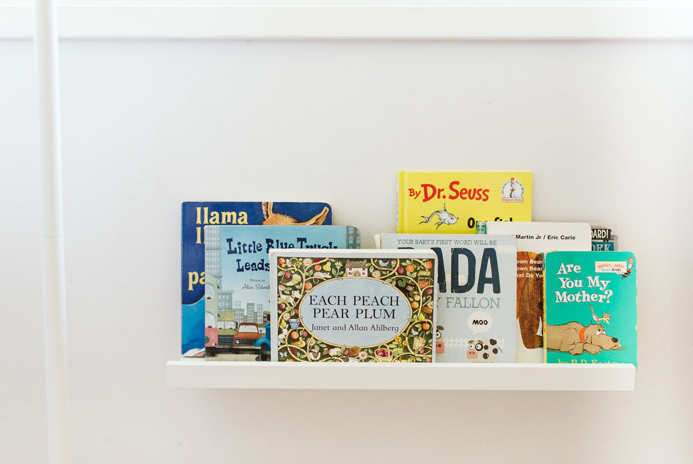 Favourite books for babies and toddlers