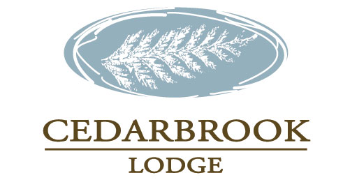 The  Cedarbrrok Lodge  provides a calming rest stop as caregivers move between Seattle and Victoria.