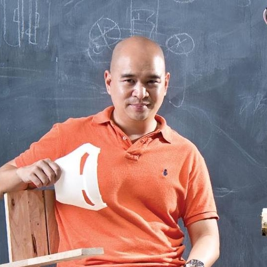 Nati Sang - CEO & Founder, Makerspace Thailandhttps://www.facebook.com/makerspaceth/