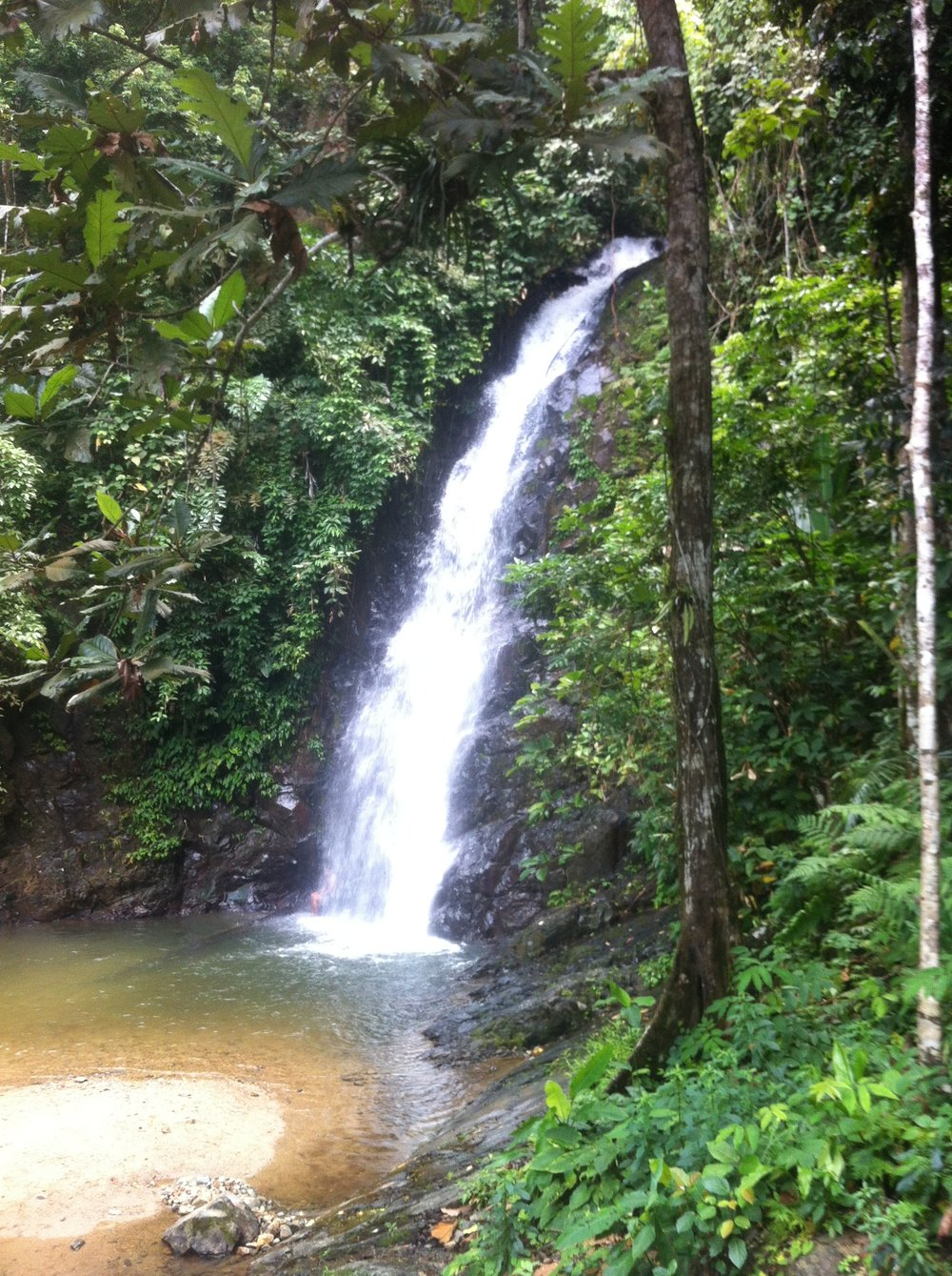 langkawi waterfall