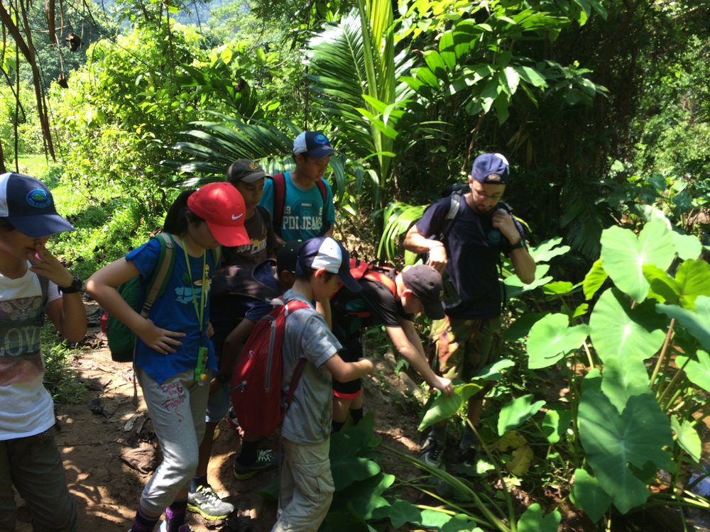 Tioman Island, Rainforest Walk, CIS TK 2015 (1).JPG