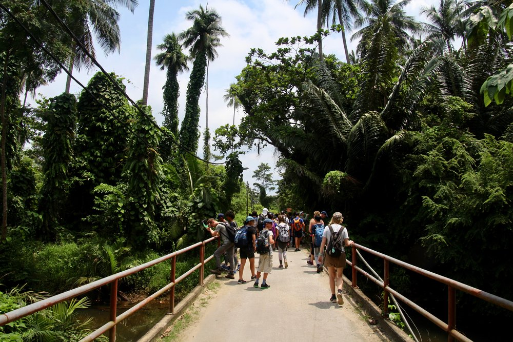 Educational Fieldtrips in South East Asia