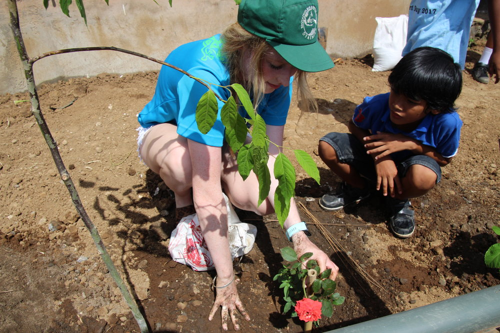 CREATIVITY               ACTIVITY                    SERVICE    - Whether to fulfil elements of the IB syllabus, contribute to community work or make a difference to the environment, our CAS and service programmes offer something for everyone