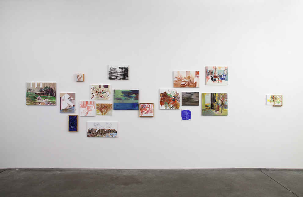 <Fantasma> section, Installation view at DOOSAN Gallery New York, New York, 2012