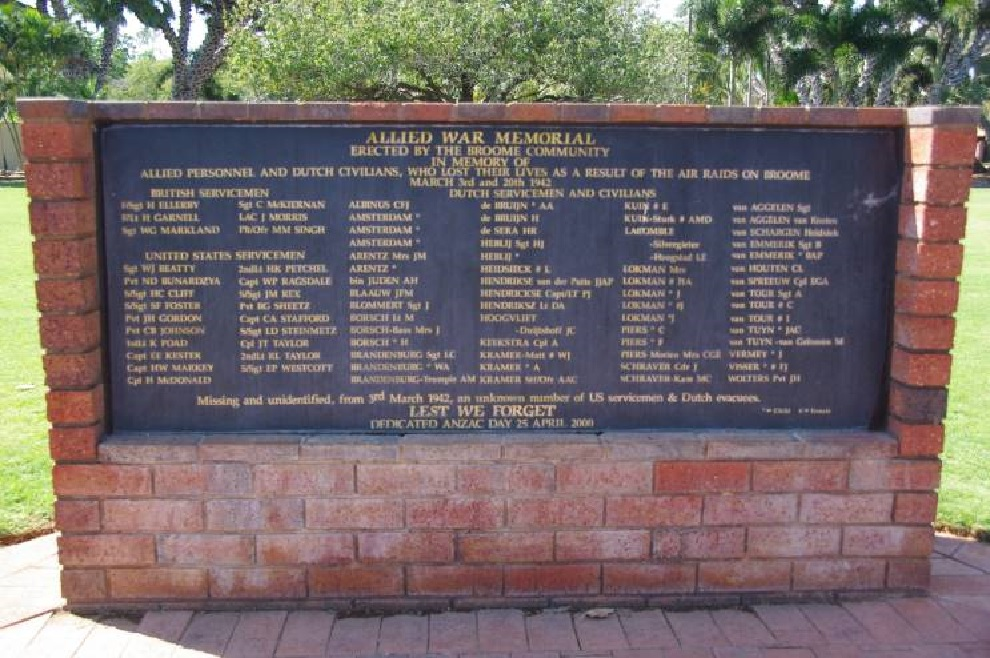 "Manmohan Singh is listed as one of those that died at the Broome Memorial as ""Plt Ofr MM Singh"""