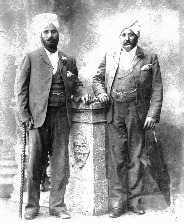 Nehal and Herman Singh.