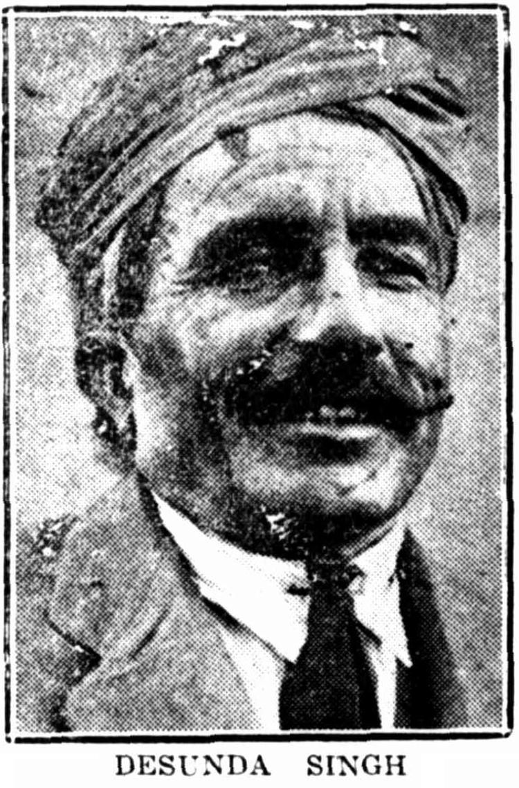 Desanda Singh