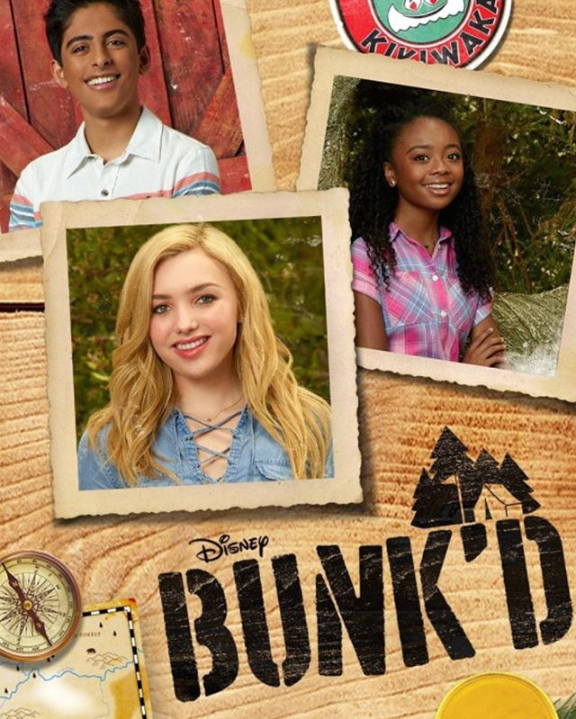 I will catch up with y'all later. Binge watching Bunk'd. Synopsis of S01EP10:  A strange, toxic fog overtakes Camp Kikiwaka causing the campers to develop bizarrely altered personalities and it's up to the camp counselors to save the day.