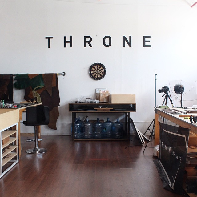 Last weekend we caught up with the incredibly talented guys behind @thronewatches. We chatted about all things TIME in their beautiful showroom located in Williamsburg. Catch their feature in the fourth and final issue of #invitationannual this December and if you're in the hood stop by and check out Throne 1.0!