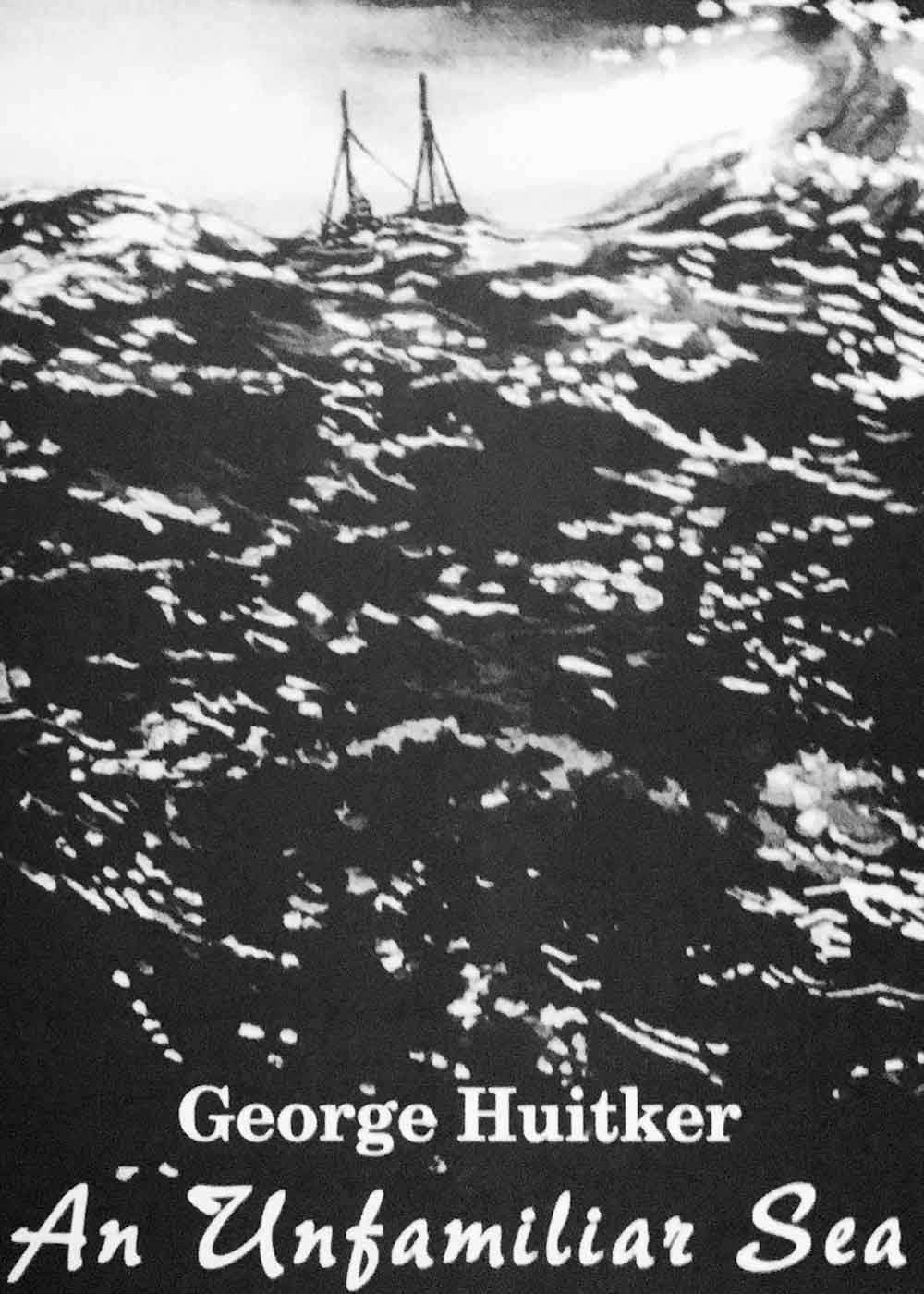 An Unfamiliar Sea book cover.