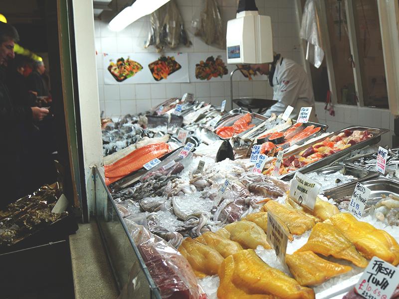 Faulkner's Fisheries