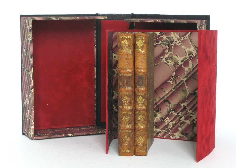 Copy of Book Box: Clamshell