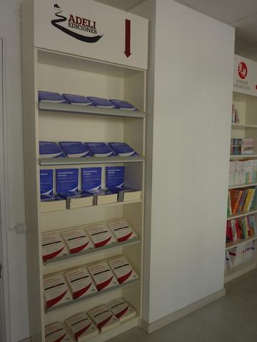 LIBROS DE GRAMÁTICA DE ADELI EDICIONES.