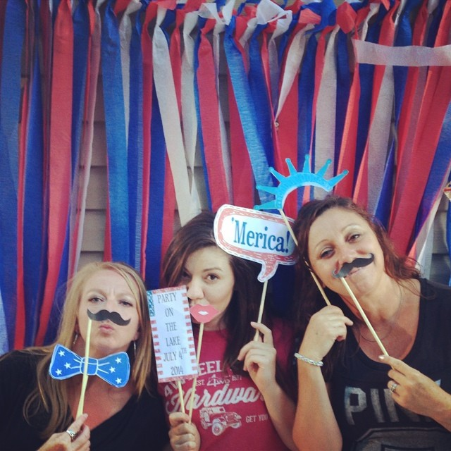 4th Of July Photo Booth Diy Why Mom Blog