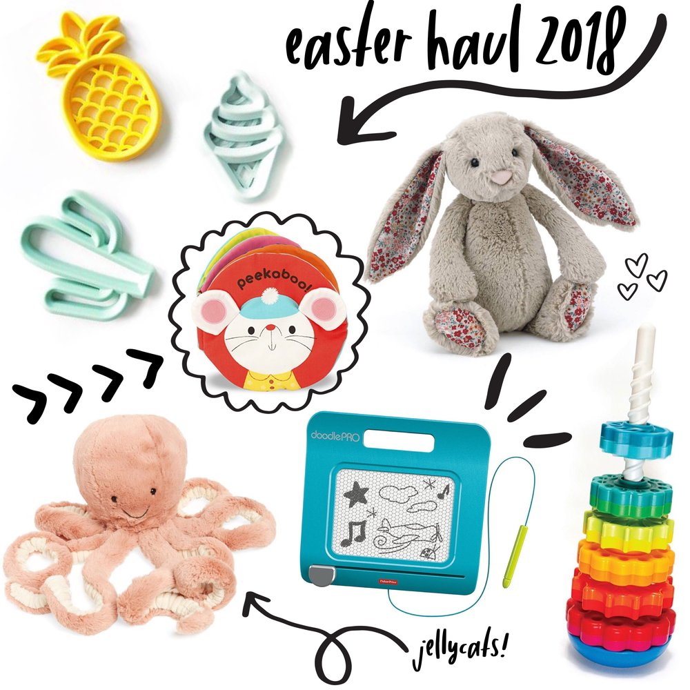 Fun easter basket ideas for your little bunnies why mom blog negle Images