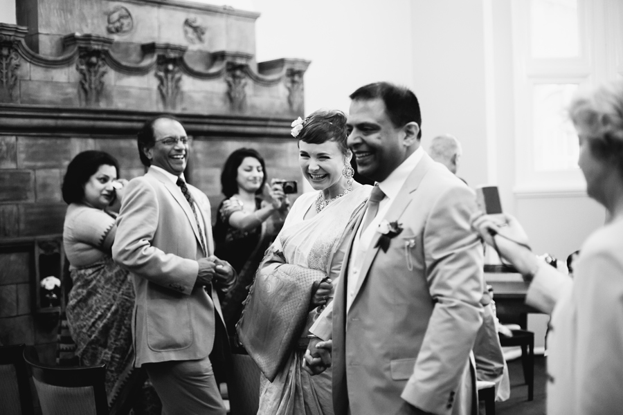 Martina & Geku - Mayfair Library Wedding - www.catlaneweddings.com