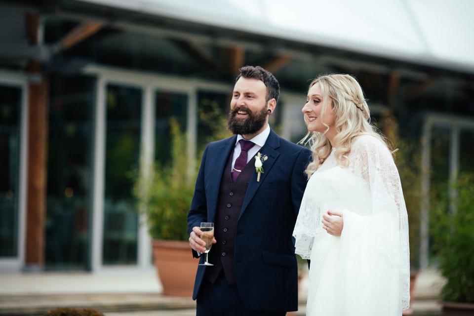 Lucy & Grant - Lindisfarne & Alnwick Garden Wedding - www.catlaneweddings.com