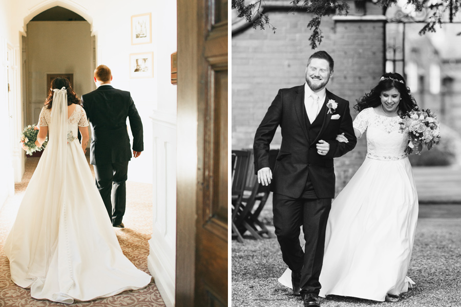 Rosie & Mike - Elvetham Hotel Wedding - www.catlaneweddings.com