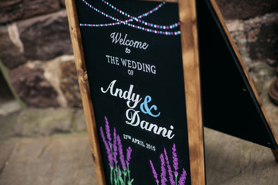 Danni & Andy - The Ashes, Staffordshire Wedding - www.catlaneweddings.com