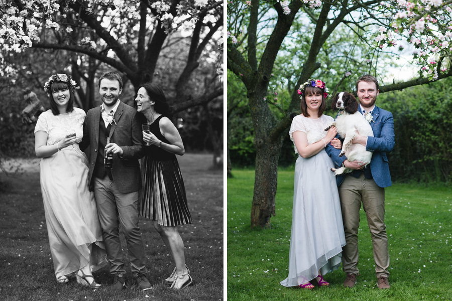 Beth & Declan - English Garden Wedding - www.catlaneweddings.com
