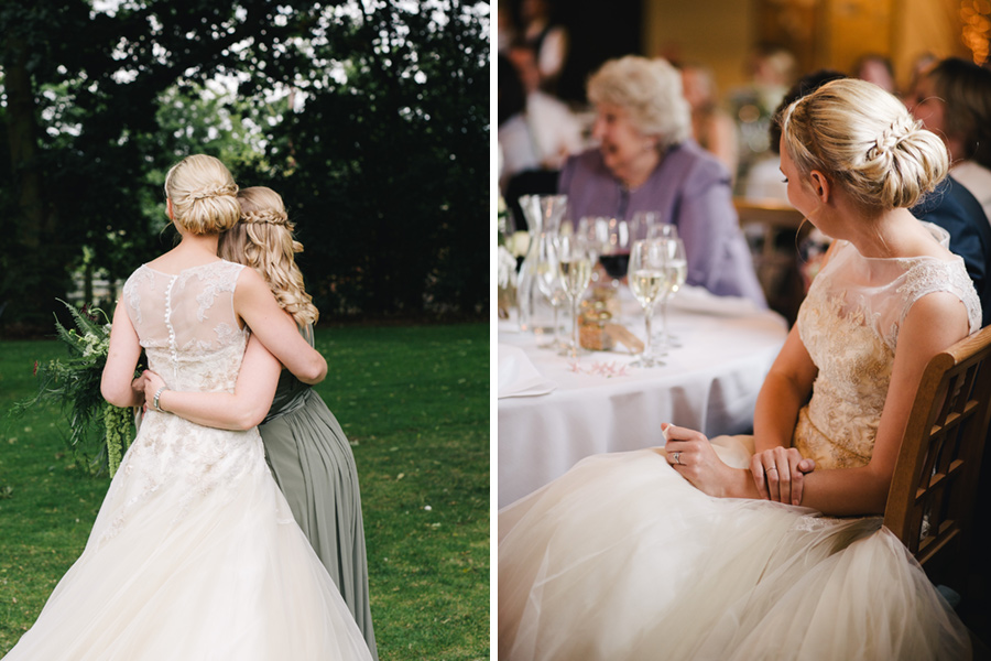 Alex & Steve - Modern Rustic Dodmoor House Wedding - www.catlaneweddings.com