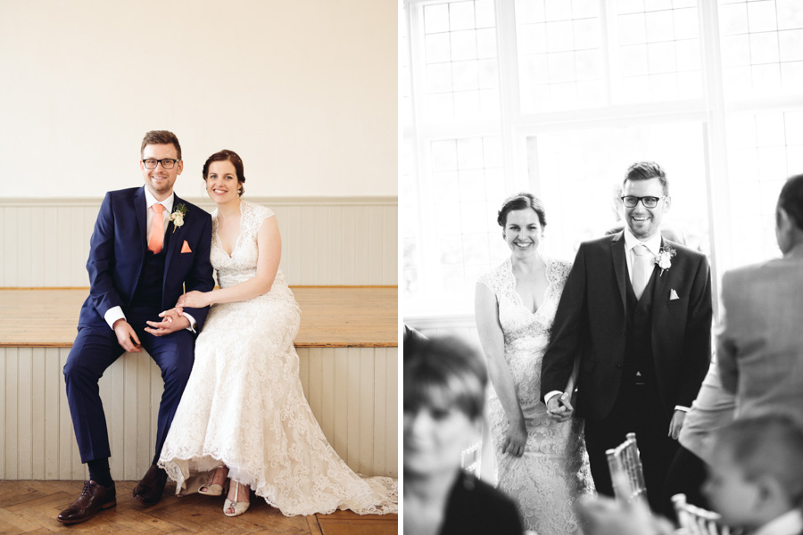 Tabitha & Paul - Wigginton Church & Hastoe Village Hall Wedding - www.catlaneweddings.com
