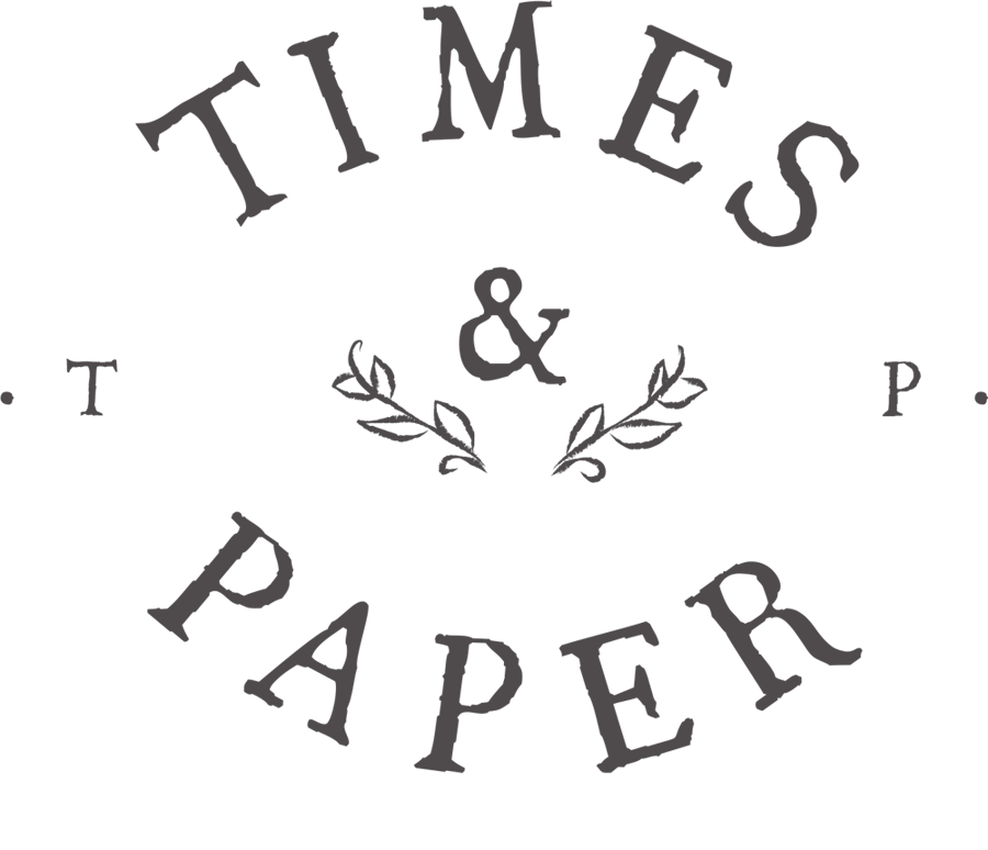 Times & Paper