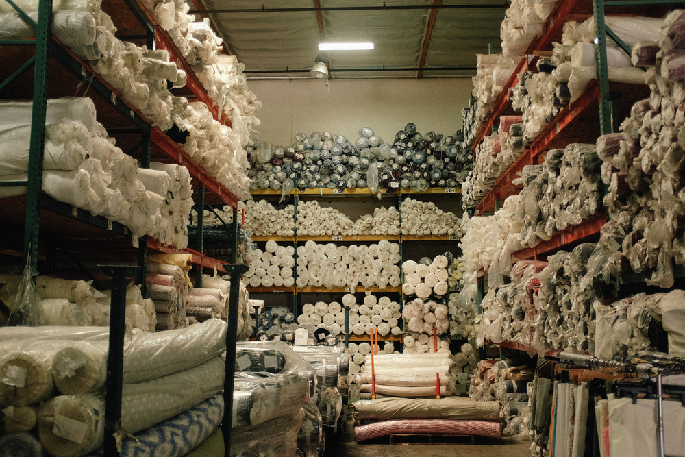 Fabric supply house