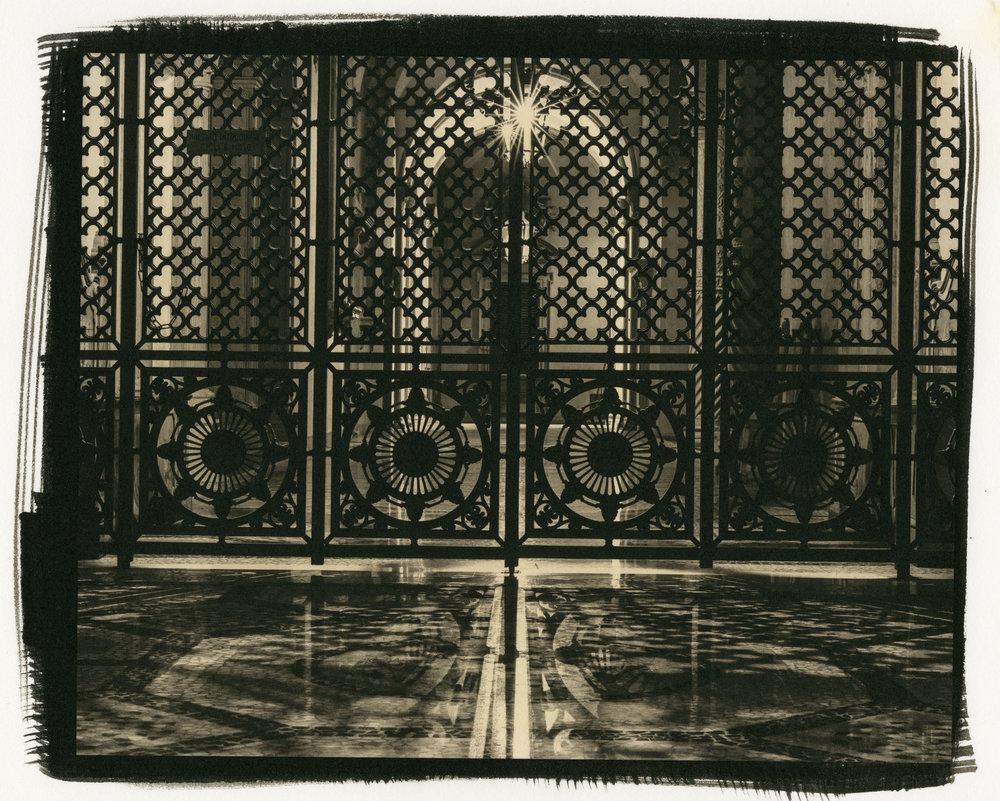 "Gate, Bologna  (Platinum/Palladium Print, 8 x 10"")"