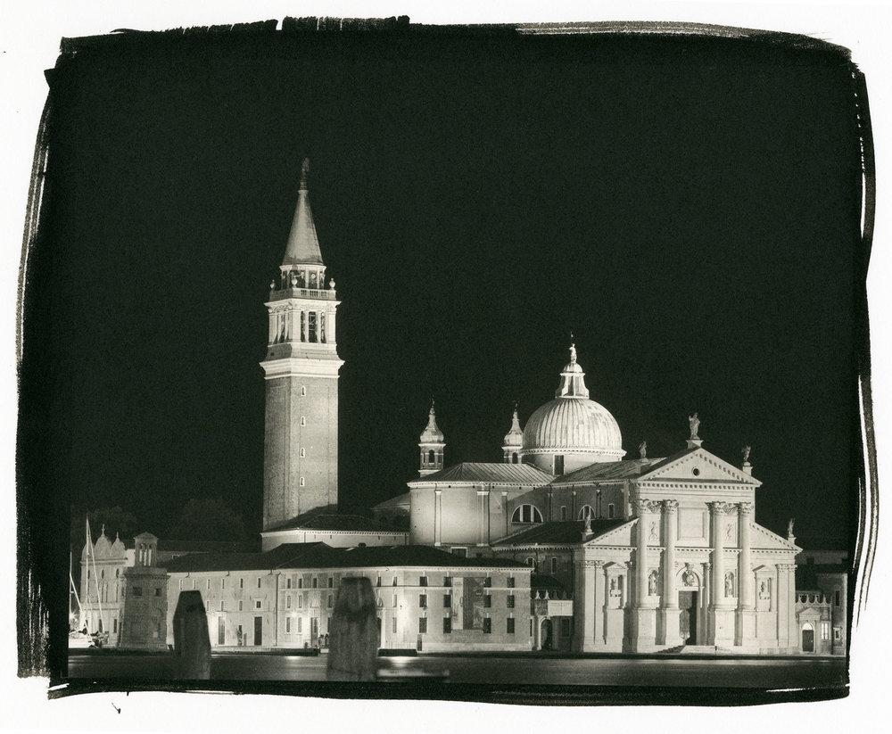 """San Giorgio Maggiore (Platinum/Palladium Print, 8 x 10"""")"""