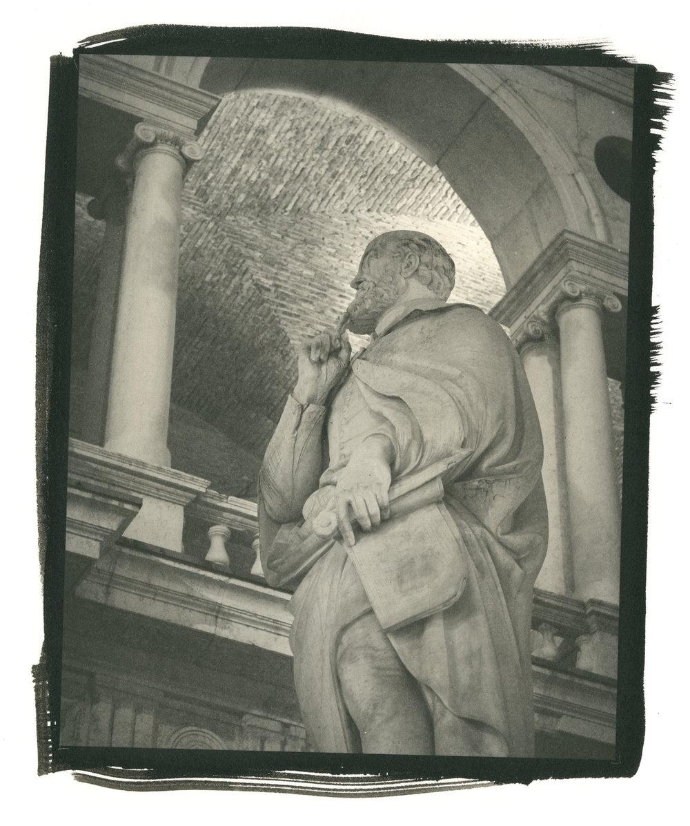 """Andrea Palladio (Platinum/Palladium Print, 8 x 10"""")"""