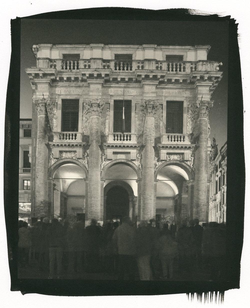 """Loggia Capitaniato  (Platinum/Palladium Print, 8 x 10"""")"""