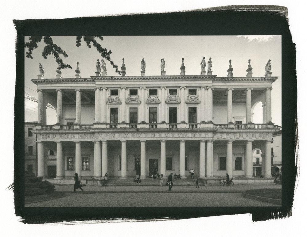 "Palazzo Chiericati (Platinum/Palladium Print, 8 x 10"")"