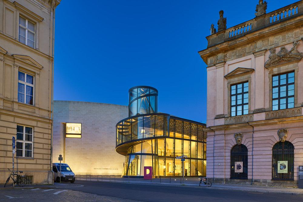 German Historical Museum (Exhibition Hall), Berlin