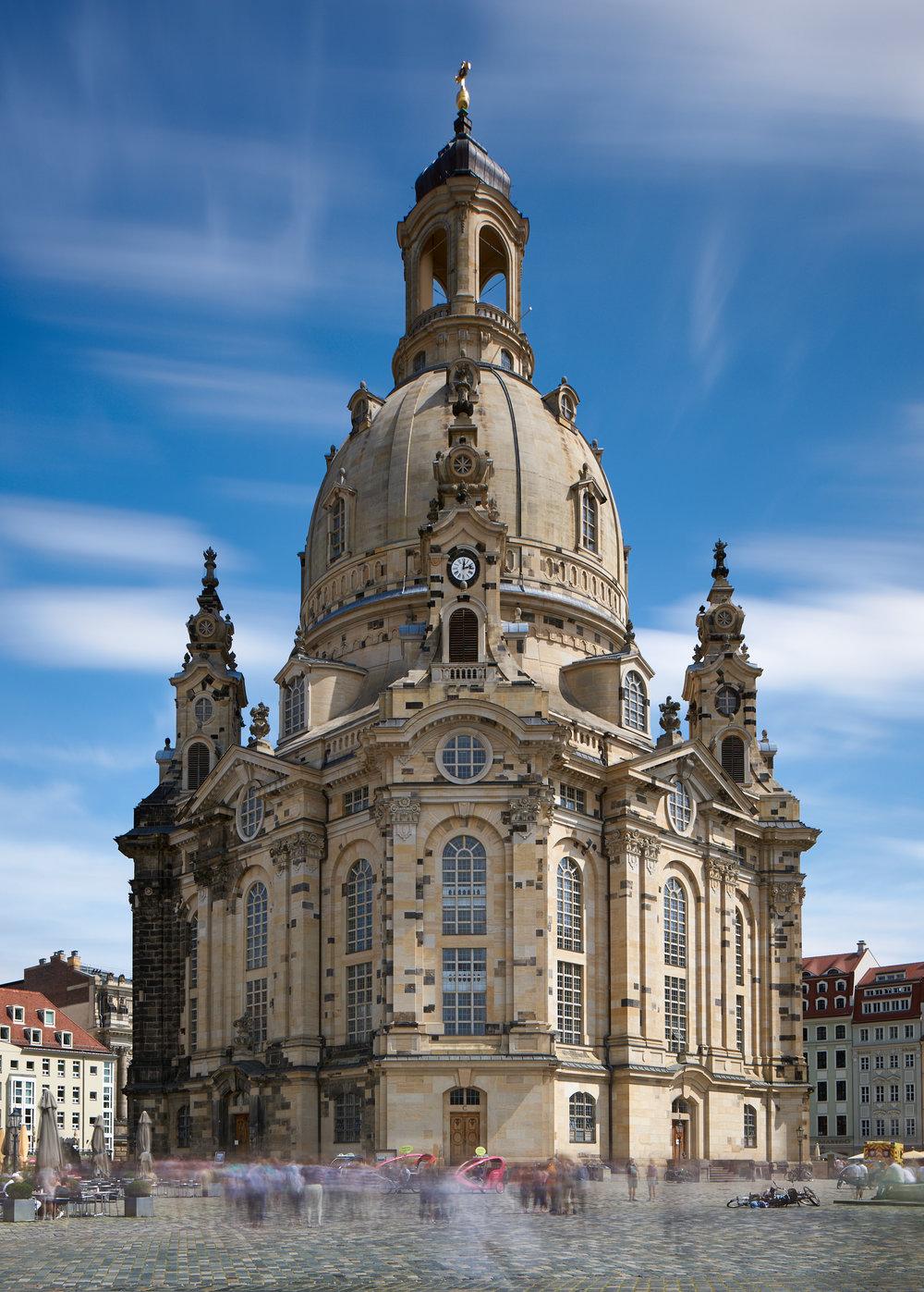 Frauekirche, Dresden