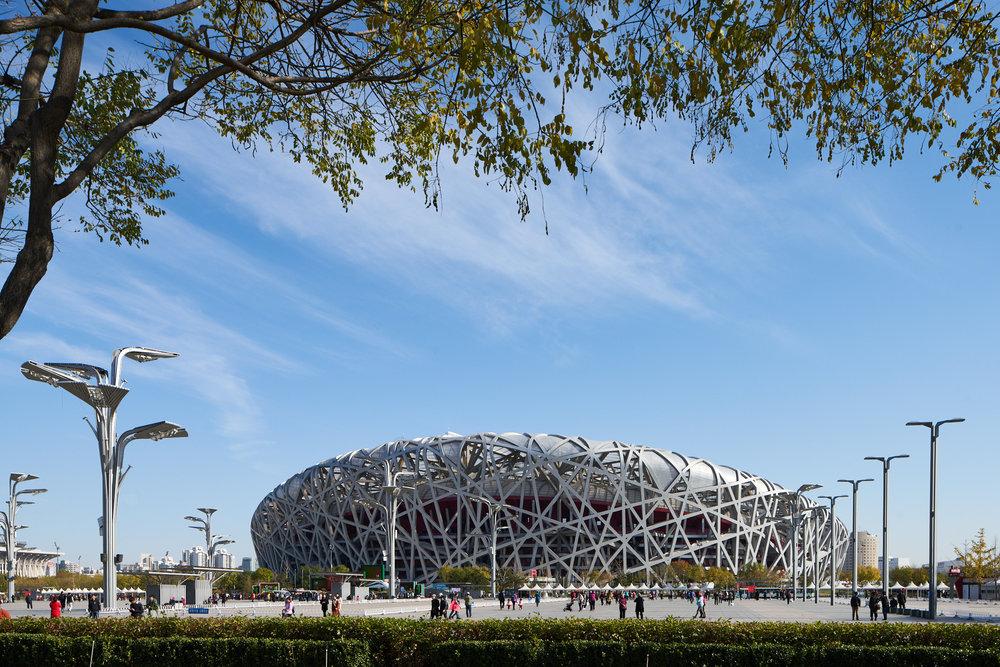 "National Stadium ""Bird's Nest"", Beijing"