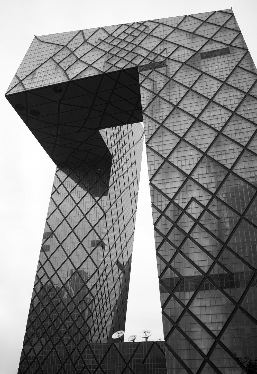 Copy of CCTV Headquarters, Beijing