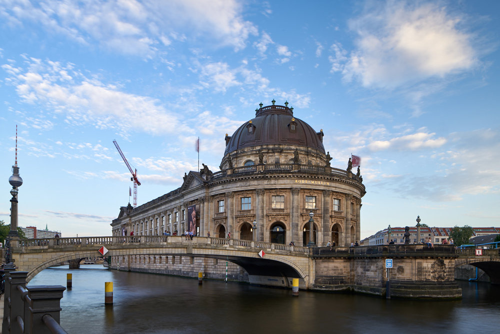 The Bode Museum on Museum Island.