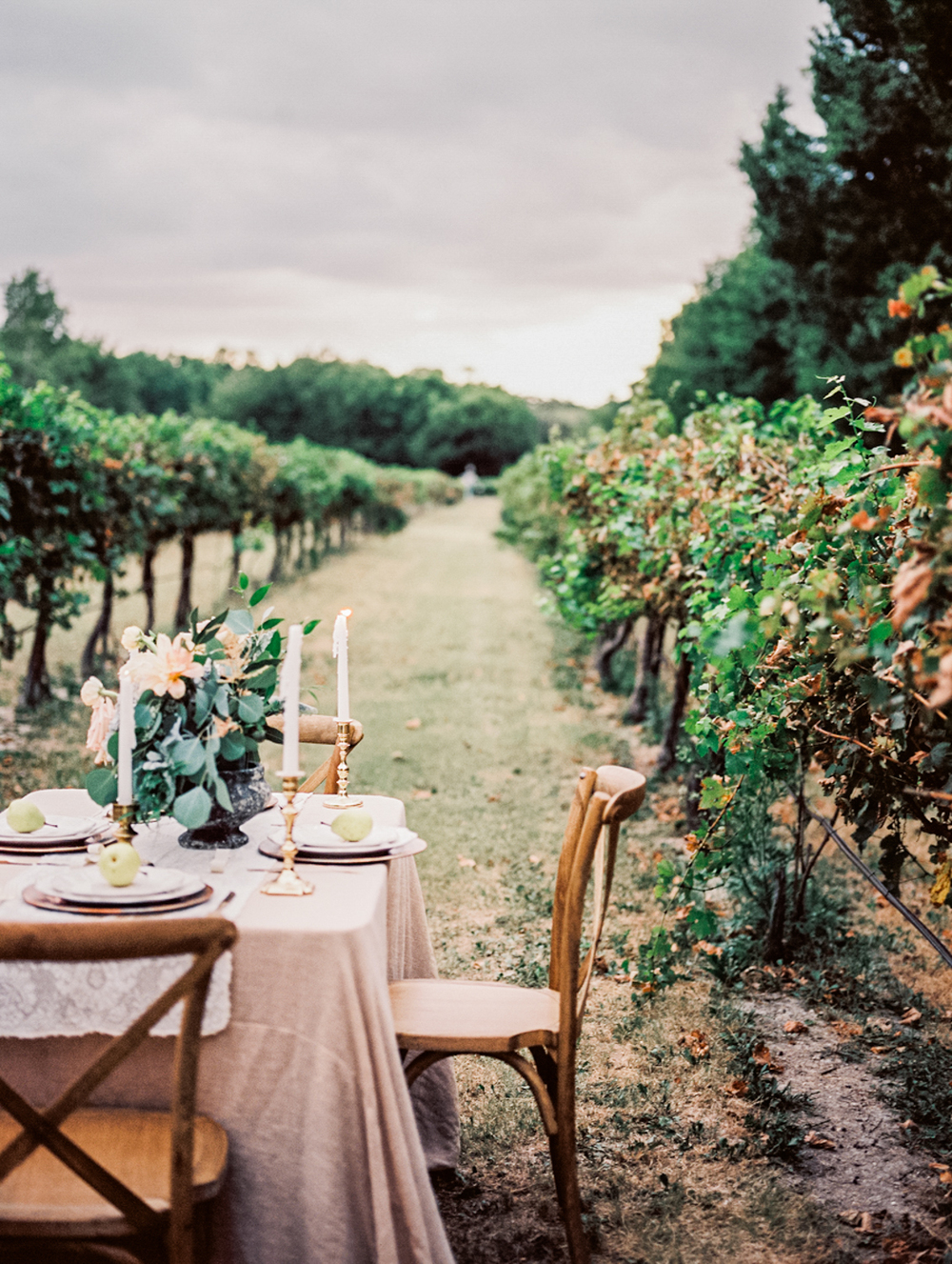 Tuscan Dream Wedding Inspiration | Danielle M. Sabol Dallas, Texas Fine Art Wedding Photographer