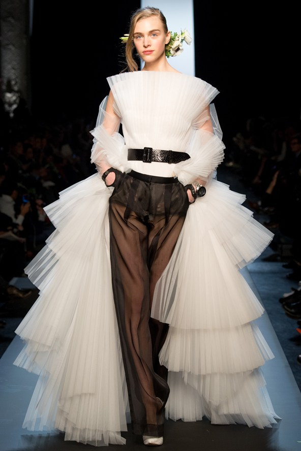 Inspired By This | Jean Paul Gaultier S/S '15 Couture Wedding via daniellemsabol.com
