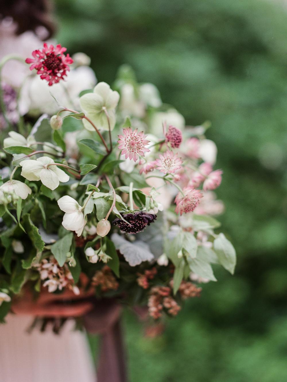 Wild Bouquet by Everly Alaine Florals | Photo by Danielle M. Sabol