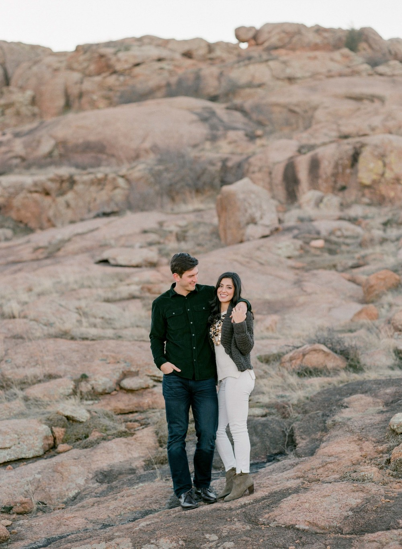 Derek + Monica Engagement by Danielle M. Sabol | www.daniellemsabol.com